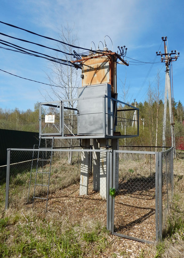 Брянские власти предложили дачникам оформить в собственность электрические сети