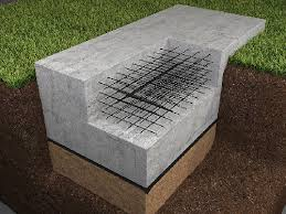 материалы для постройки фундамента