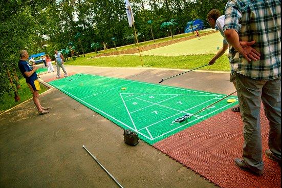 Шайборд – игровая площадка на вашем участке!