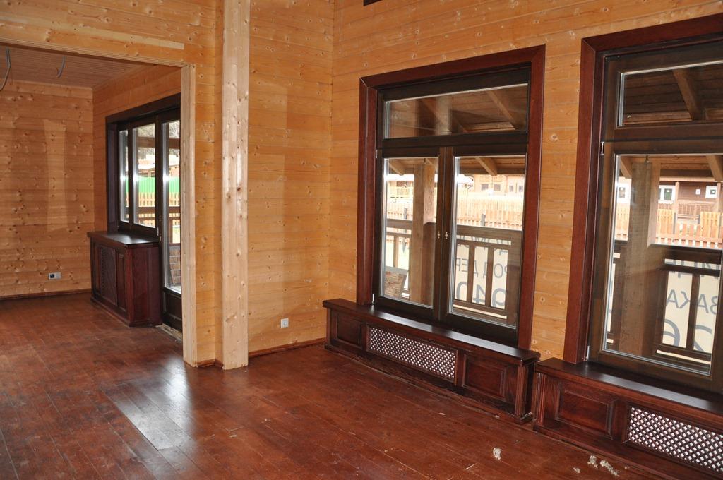 Строительство дома из клееного бруса в Нижегородской области
