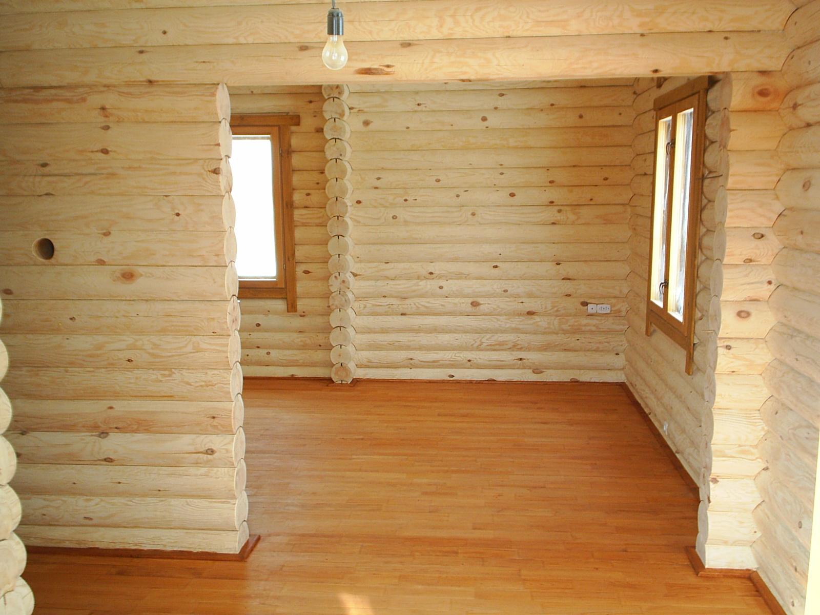 Какие бывают деревянные дома?
