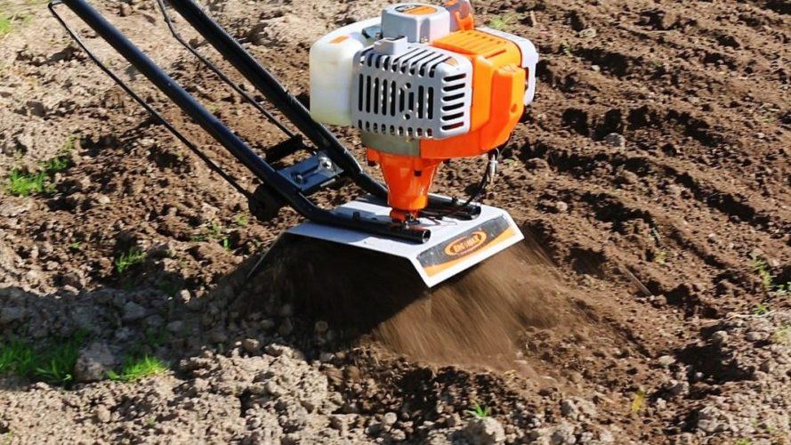 Какая бывает садовая техника?