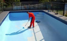 Гидроизоляция чаши бетонного бассейна