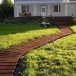 деревянная дорожка фото