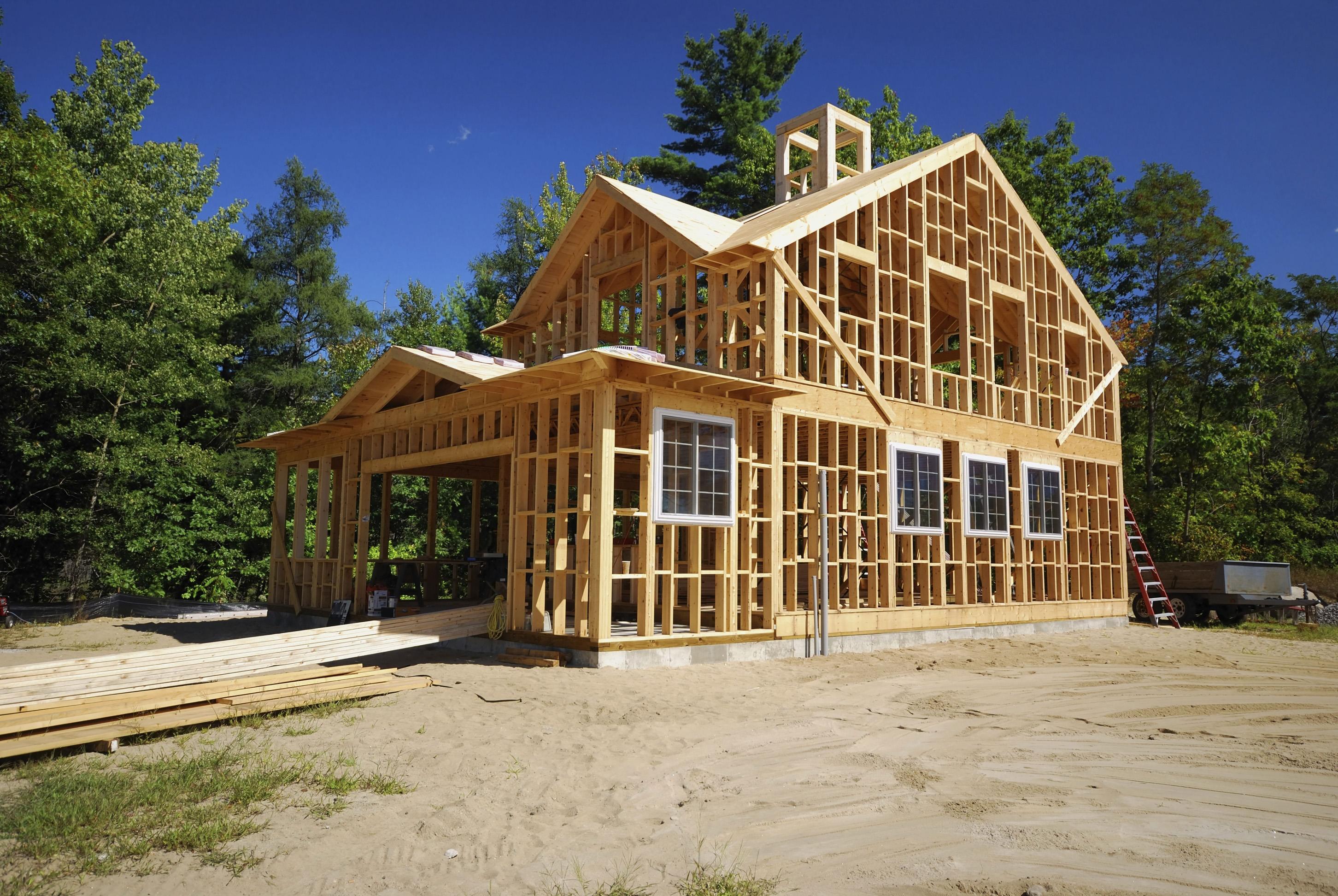Строительство каркасных домов. Нюансы.