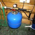 гидроаккумулятор в системе водоснабжения дачного дома
