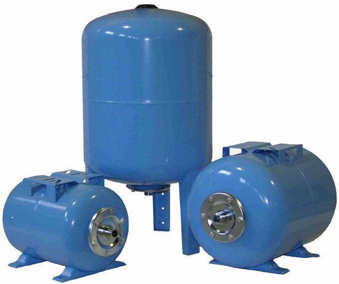 Гидроаккумулятор для системы дачного водоснабжения. Принцип работы.