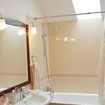 Стены и потолок ванной комнаты