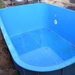 пластиковый бассейн фото