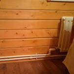 Особенности систем отопления загородного деревянного дома