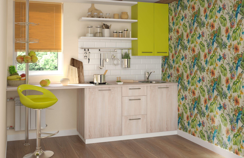 Создайте неповторимую кухню с «Леруа Мерлен»!