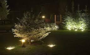 освещение сада