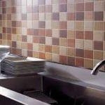 керамическая плитка для кухни фото