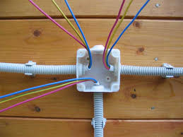 электропроводка в загородном доме
