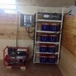 резервное электроснабжение дачного дома