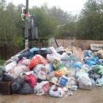 проблемы с мусором в СНТ