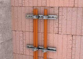 вертикальная прокладка труб