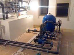 водоподготовка воды для бассейна